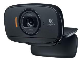 Webcam Logitech HD  C525 - 720p 8 mégapixels