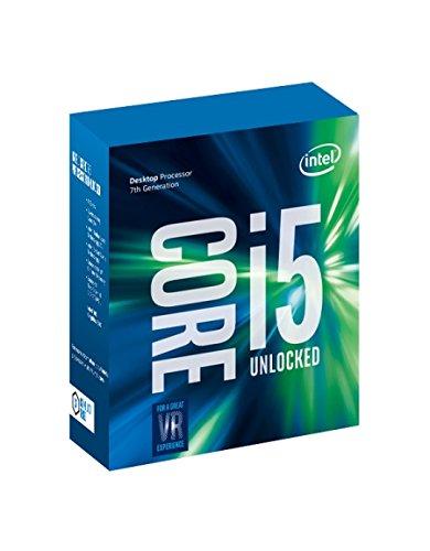 Processeur Intel Core i5-7600K - 3.80GHz, Socket LGA1151