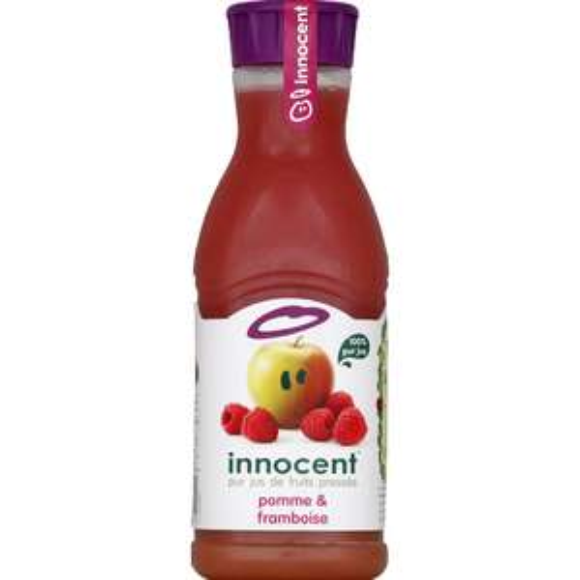 Sélection de produits  en promotion : Ex : Lot de 2 Jus de fruits frais Innocent (le 2eme a -80%)