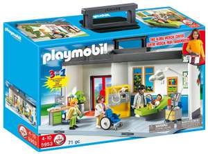 Hôpital Transportable Playmobil 5953