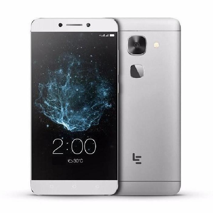 "Smartphone 5.5"" Letv Leeco Le 2 (X527) - SnapDragon 652, 3 Go de RAM, 32 Go, 4G (B20), gris"