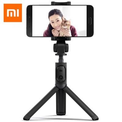 Perche/Trépied Xiaomi Selfie Stick avec télécommande détachable Bluetooth