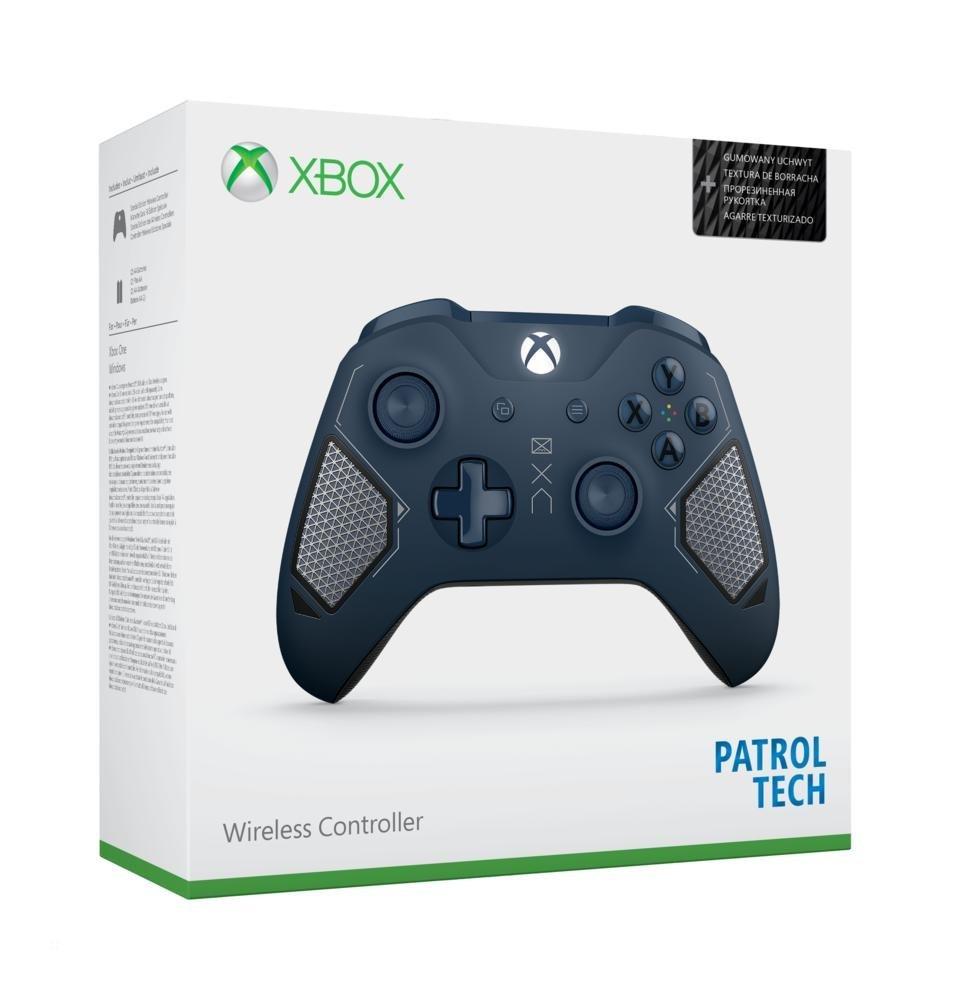 Manette Xbox One Sans Fil Edition Spéciale Patrol Tech