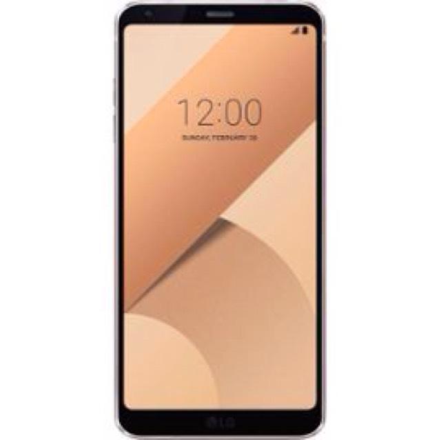 """Smartphone 5.7"""" LG G6 - 64Go, Quad Dac, Or"""