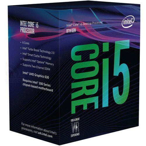 Processeur Intel Core i5-8400 (6 Coeurs) - 2.8GHz