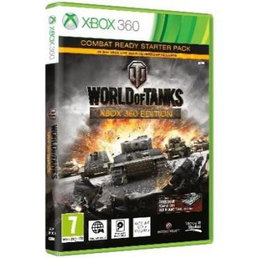 Jeu Xbox 360 World of Tanks