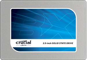 SSD interne 1 To Crucial BX100