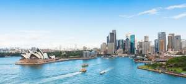 Vol Aller simple en septembre 2015 pour Sydney à partir