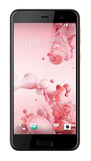 """Smartphone 5.2"""" HTC U Play - Helio P10, 3 Go de RAM, 32 Go, bleu"""
