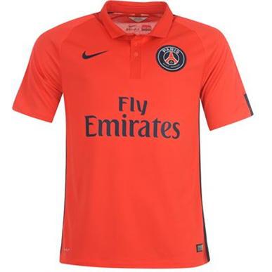 Maillot Ligue des Champions du PSG