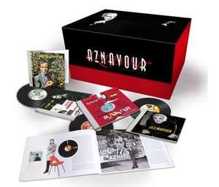 Coffret CD (60) Anthologie Aznavour