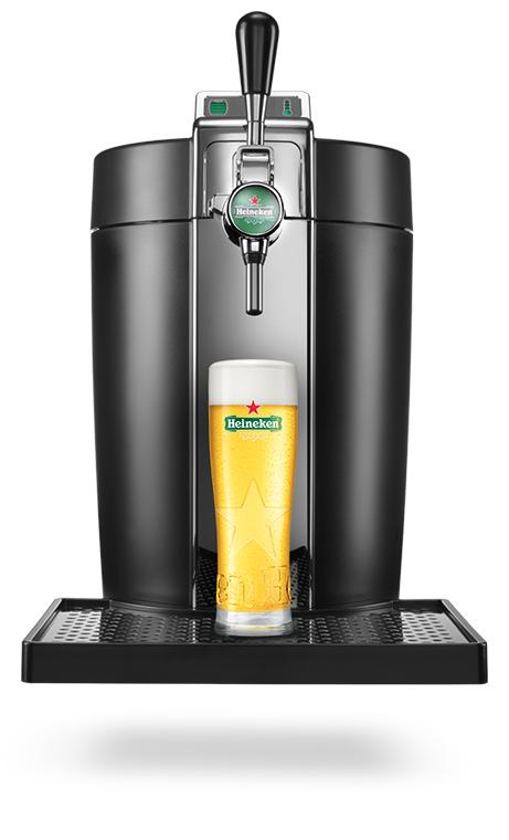 40€ de réduction immédiate pour l'achat d'une Tireuse à Bière Beertender ou The SUB en plus de 40€ de Fûts