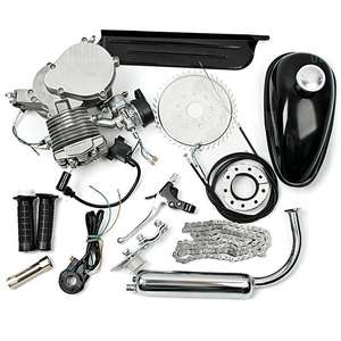 Kit moteur pour vélo - 80cc