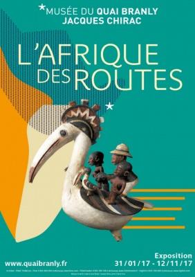 Visite guidée de l'exposition L'Afrique des Routes gratuite au Musée du Quai Branly à Paris (au lieu de 10€)