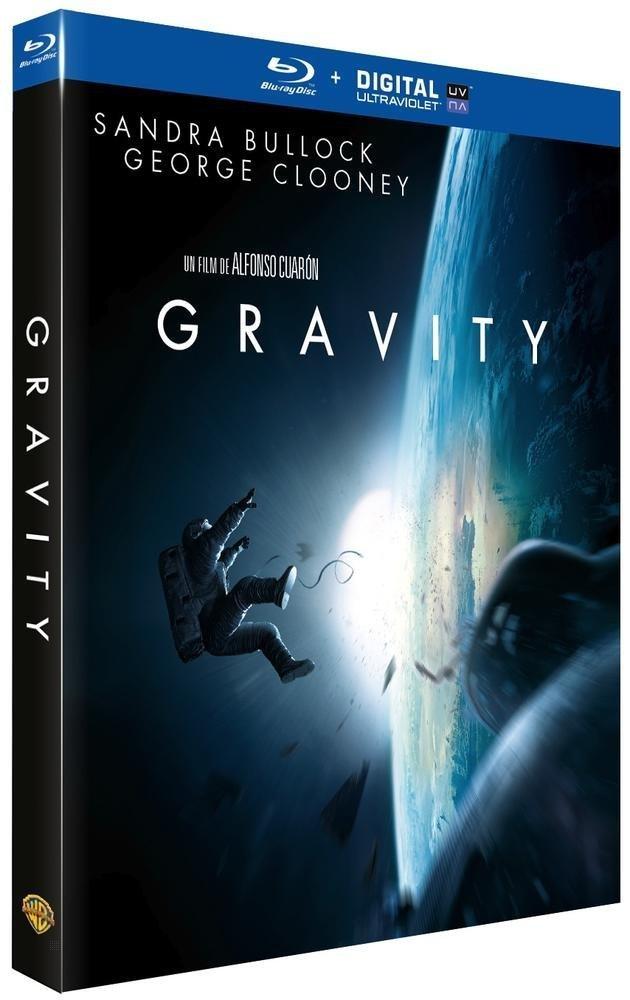 Blu-ray Gravity (+ Copie Digital Ultraviolet) - Colombes (92)
