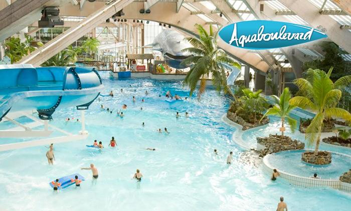 Entrées Aquaboulevard pour adulte à 14,50€ et enfant