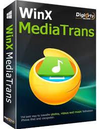 WinX MediaTrans 4.9 (Dématérialisé) gratuit sur PC
