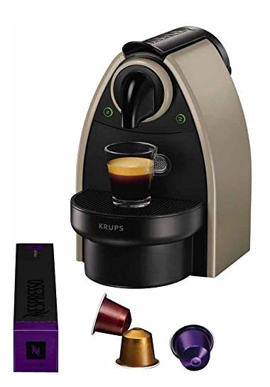 Nespresso Essenza Automatique Earth - Couleur Taupe