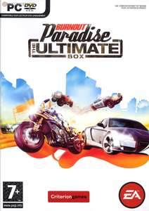 Burnout Paradise: The Ultimate Box sur PC (Dématérialisé)