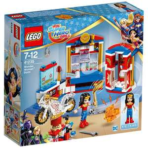 Lego SuperHero Girls 41235 - La chambre de Wonder Woman (Dolus-d'Oléron - 17)