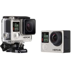 Caméra GoPro Hero 4 - Black Edition