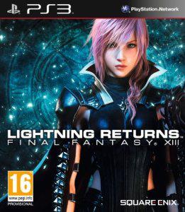 Lightning Returns : Final Fantasy XIII PS3