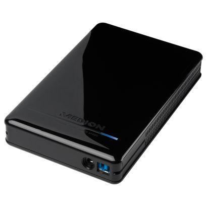 """Disque dur externe 3.5"""" Medion P83800 - 3 To"""