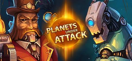 Planets Under Attack Gratuit sur PC (Dématérialisé - Steam)