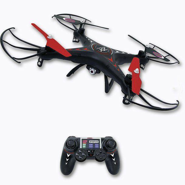 Drone Quadricoptère télécommandé JQC avec caméra