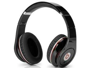 Casque circum aural Beats Studio By Dre. Noir - Reconditionné