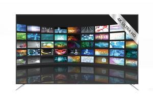 "TV 75"" DUAL DL75UHD - 4K UHD, LED"