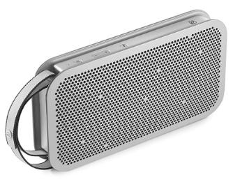 Enceinte portable sans fil b o play by bang olufsen a2 - Enceinte portable bang olufsen ...