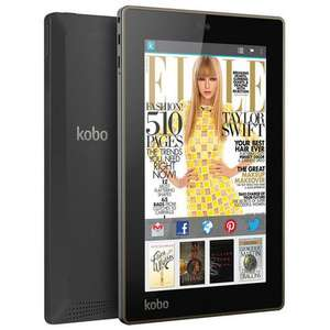 "Tablette tactile Kobo Arc  7"" - 8 Go - 1 Go Ram -  Android 4.2.2"