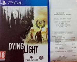 Jeu Dying Light sur PS4 / Xbox One