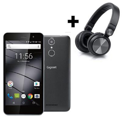 Smartphone Gigaset GS160H + Casque Muse M276BT (Pro&Cie)