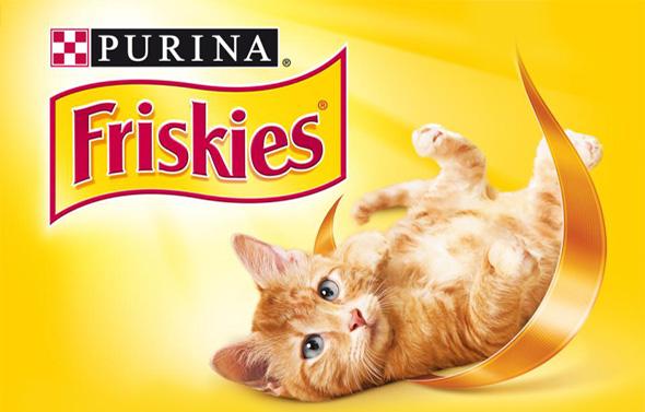 Sac de croquettes pour chat Friskies 100% remboursé