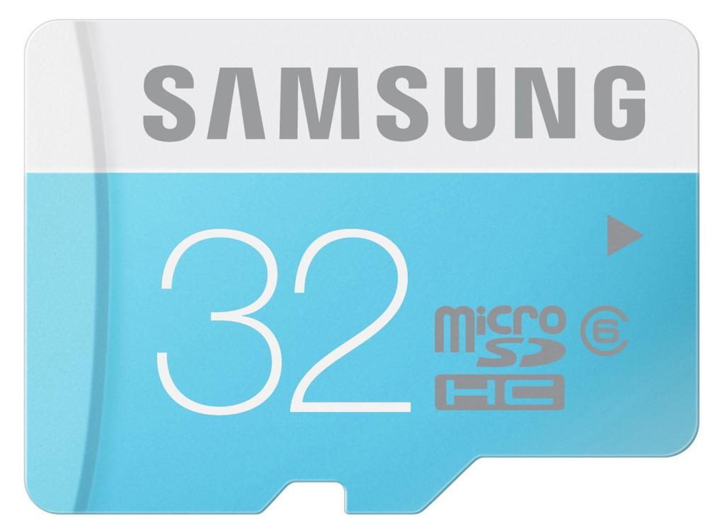 Carte mémoire micro SDHC Samsung 32 Go - Classe 6