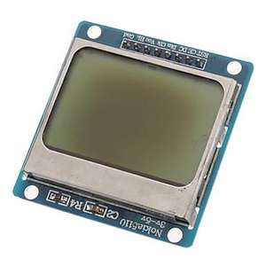Module LCD 1.6'' Nokia 5110 (compatible arduino)