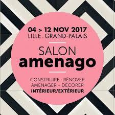 1 à 4 invitations gratuites pour le salon Amenago à Lille du 04 au 12 novembre 2017