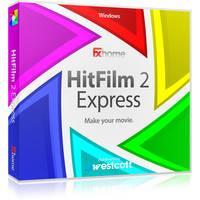 Logiciel d'édition vidéo Hitfilm 2 Express Gratuit sur PC