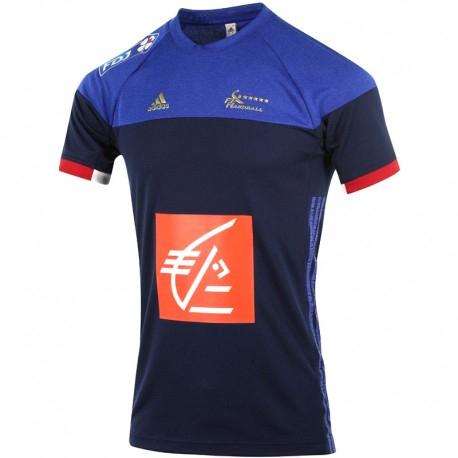 Maillot de handball Adidas Équipe de France - 16/17 (du XS au XXL)