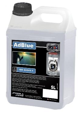 Bidon d'additif dépolluant Adblue - 5L (via 2.07€ fidélité)