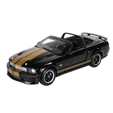 Miniature Revell Shelby GT-H  2007 Convertible - Noire et or (Echelle: 1:18)