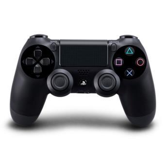 Manette DualShock 4 V2 pour PS4 - Noir