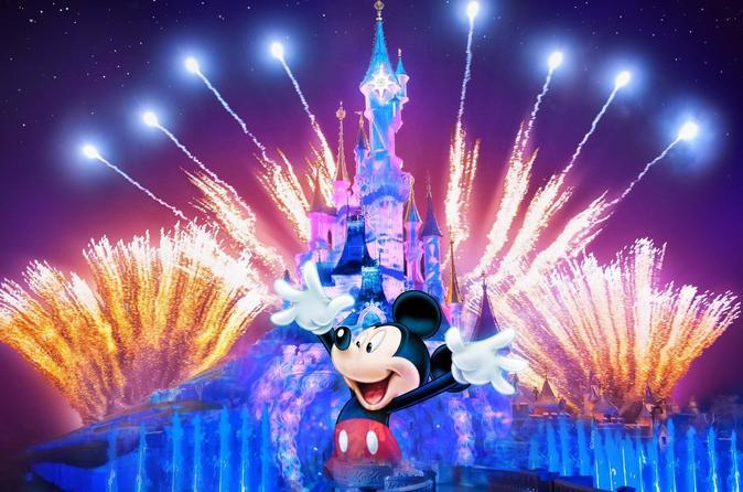 Spectacle Les Feux Magiques de Disney accessible gratuitement (6, 8 et 10 novembre)
