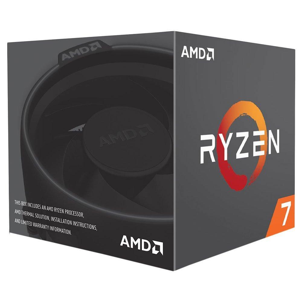 Processeur AMD Ryzen 7 1700 (3.7 Ghz) + Ventirad