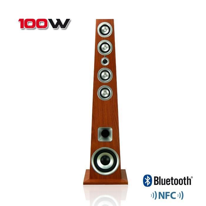 Enceinte colonne bluetooth 2.1 Soundvision Soundtower 200 - 100 W RMS