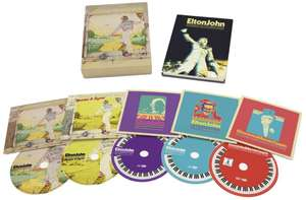 Elton John - Goodbye Yellow Brick Road Edition Super Deluxe (CD + DVD)