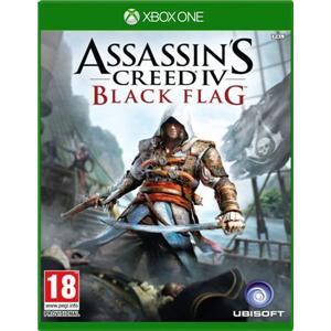 Assassin's Creed IV : Black Flag sur XBOX One (Dématérialisé)
