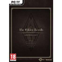 The Elder Scrolls Anthology sur PC (Dématérialisé - Steam)